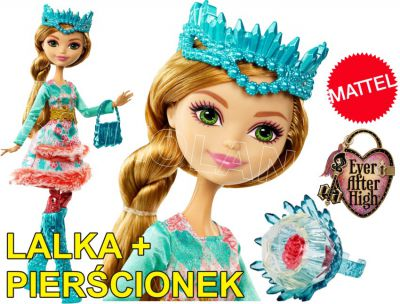 EVER AFTER HIGH ZIMA WSZECH BAŚNI ASHLYNN DKR64