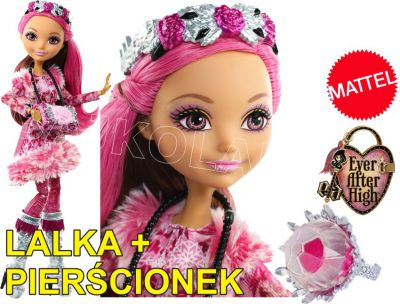 EVER AFTER HIGH ZIMA WSZECH BAŚNI BRIAR DKR65