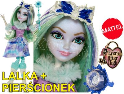 EVER AFTER HIGH ZIMA WSZECH BAŚNI CRYSTAL DKR67
