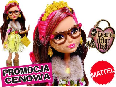 EVER AFTER HIGH BAJKOWI UCZNIOWIE ROSABELLA BEAUTY CDH59