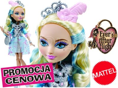 EVER AFTER HIGH BAJKOWI UCZNIOWIE DARLING CHARMING CDH58