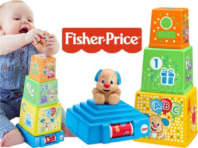 FISHER PRICE INTERAKTYWNE PREZENCIKI FBM89