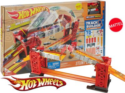 HOT WHEELS MOST KASKADERSKI DWW97