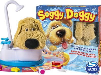 SPIN MASTER GRA SOGGY DOGGY 6040698