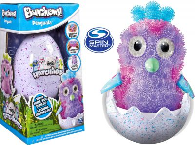 BUNCHEMS RZEPY HATCHIMALS PINGWINIAK 6041479