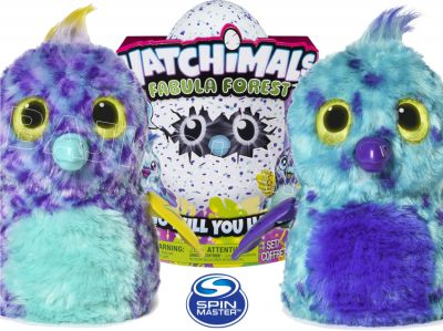 HATCHIMALS JAJKO INTERAKTYWNE PUFFATTO 6041029