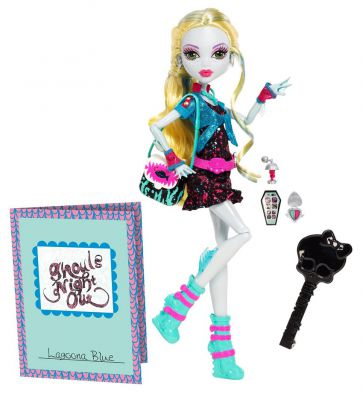 MONSTER HIGH WIECZORNA IMPREZA LAGOONA BBC11