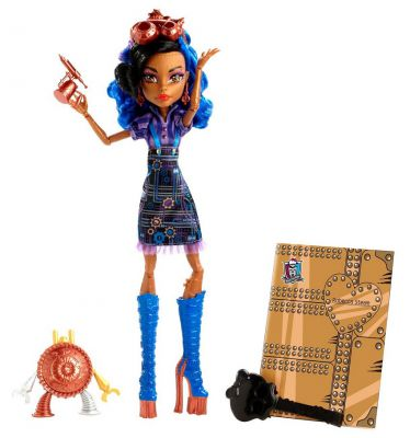 MONSTER HIGH UPIORNA SZTUKA ROBECCA BDD79