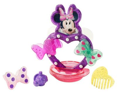 FISHER DISNEY MINNIE MOUSE TOALETKA DO WANNY BGL88