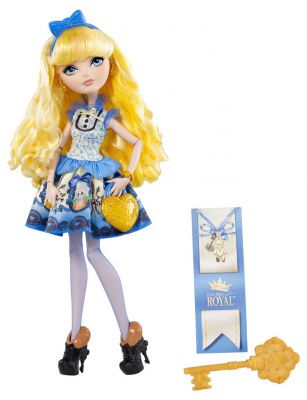 MATTEL EVER AFTER HIGH BLONDIE LOCKES CBR85