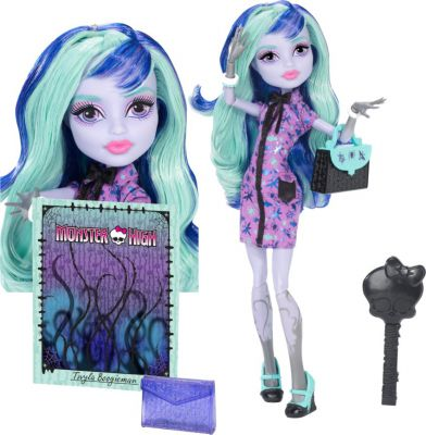 MONSTER HIGH NOWY SEMESTR TWYLA BJM70