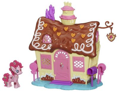 MY LITTLE PONY POP CUKIERNIA A8203