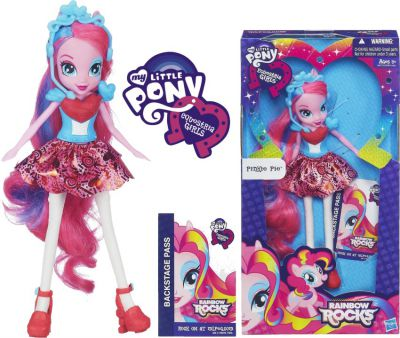 MLP EQUESTRIA GIRLS ROCK PINKIE PIE A6773