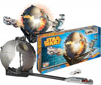 HOT WHEELS STAR WARS SZTURM NA GWIAZDĘ CGN48