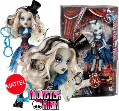 MONSTER HIGH CYRK DE SZYK FRANKIE STEIN CHX98
