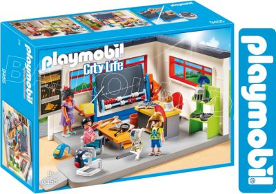 PLAYMOBIL SALA DO LEKCJI HISTORII 9455