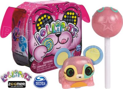 ZOOMER LOLLIPETS 1PAK ZWIERZĄTKO SURPRISE 6045399