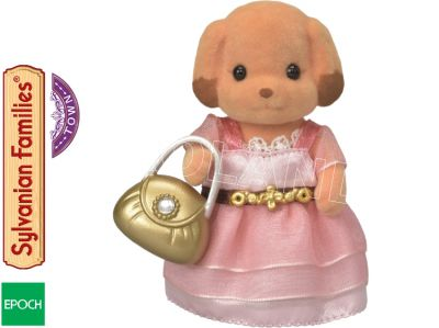 SYLVANIAN FAMILIES TOWN PUDEL 6004