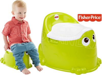FISHER PRICE NOCNIK ŻABKA DKH99