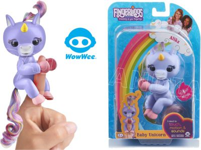 FINGERLINGS INTERAKTYWNY JEDNOROŻEC ALIKA 3709