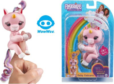 FINGERLINGS INTERAKTYWNY JEDNOROŻEC GEMMA 3707