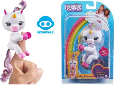 FINGERLINGS INTERAKTYWNY JEDNOROŻEC GIGI 3708
