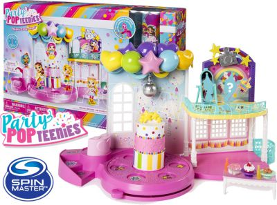 PARTY POPTEENIES SUPER IMPREZA AKCESORIA 6043875