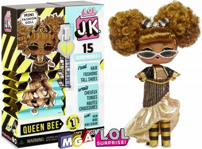 LOL JK MINI LALKA FASHION 570745 QUEEN BEE 570783