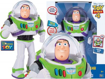 DISNEY TOY STORY 4 BUZZ ASTRAL 30CM MÓWI PL 64069