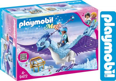 PLAYMOBIL MAGIC ZIMOWY FENIKS 9472