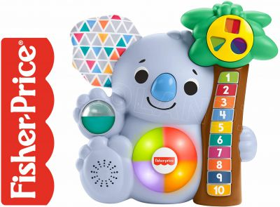 FISHER PRICE LINKIMALS INTERAKTYWNY KOALA GRG64