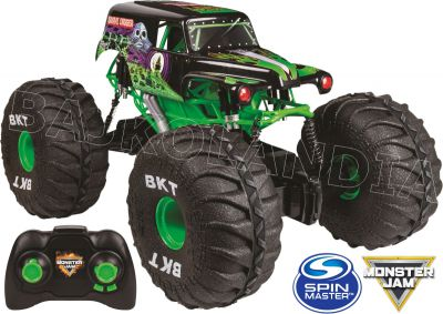 MONSTER JAM MEGA WIELKIE AUTO RC 1:28 6046198