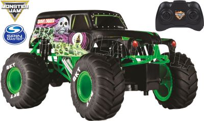 MONSTER JAM DUŻE AUTO RC 1:15 6045003