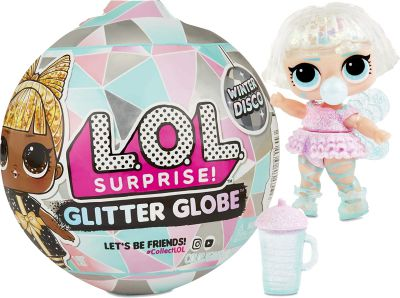 LOL SURPRISE GLITTER GLOBE WINTER DISCO 561637