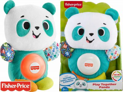 FISHER PRICE LINKIMALS INTERAKTYWNA PANDA GRG79