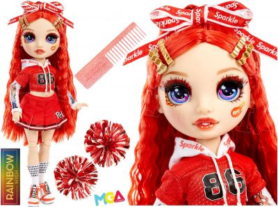 RAINBOW HIGH CHEER LALKA RUBY ANDERSON 572039