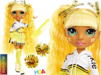 RAINBOW HIGH CHEER LALKA SUNNY MADISON 572053