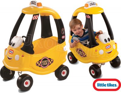 LITTLE TIKES COZY COUPE JEŹDZIK TAXI 172175
