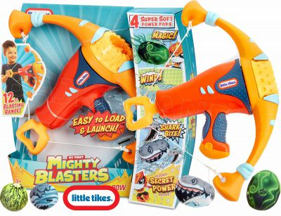 LITTLE TIKES MIGHTY BLASTERS WYRZUTNIA BOW 651274