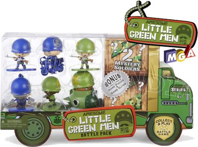 AWESOME LITTLE GREEN MEN 8-PAK 549161 ASORT 548010