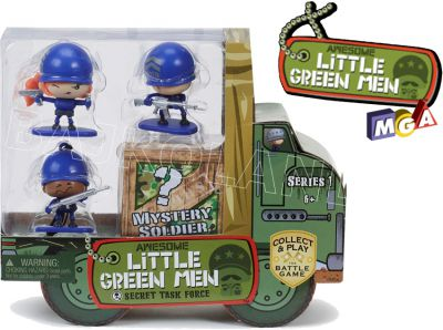 AWESOME LITTLE GREEN MEN 4-PAK 549178 ASORT 547938