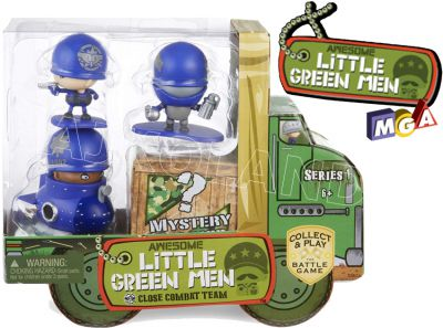 AWESOME LITTLE GREEN MEN 4-PAK 549178 ASORT 547976