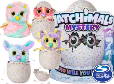 HATCHIMALS JAJO JAJKO MYSTERY EGG 6043737
