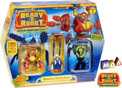 READY2ROBOT SLIME BATTLE PACK 553878 ASORT 553892